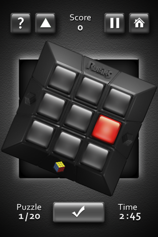 Screenshot Rubik's Slide™
